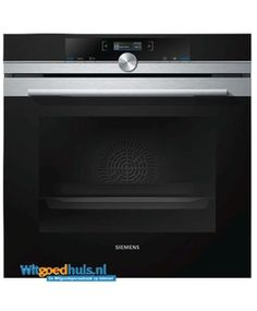 Siemens HB634GBS1 iQ700  Description: Siemens HB634GBS1 iQ700 inbouw oven - Energieklasse: A - Inhoud oven: 71 liter  Price: 879.00  Meer informatie  #witgoedhuis