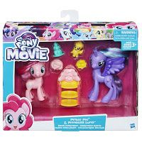 New MLP The Movie Brushables listed on Amazon | MLP Merch