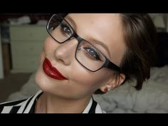Makeup For Glasses Tutorial