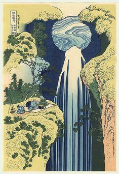 Hokusai & Printing