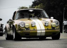 Porsche 911 longhood