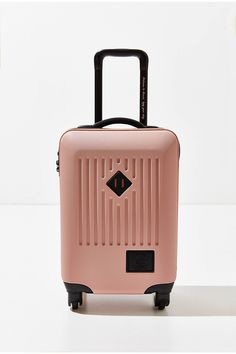 Shop Herschel Supply Co. Trade Hard Shell Carry-On Luggage at Urban Outfitters today. We carry all the latest styles, colors and brands for you to choose from right here.