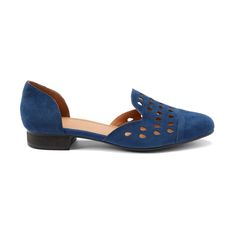 Introducing Stitch Fix Shoes: Perforated Flats