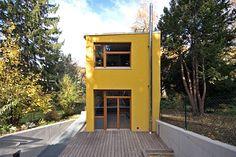 Die 13 Besten Bilder Von Niedrigenergiehaus Architecture Bregenz
