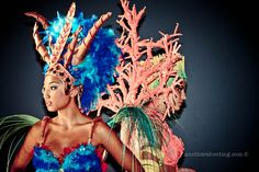 The Cape Town Carnival.