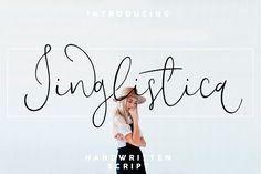 Jinglistica by Mellow Design Lab on @creativemarket