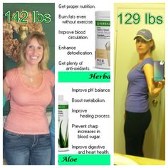 Lose weight, maintain weight, proper nutrition through vitamins, and feel great!