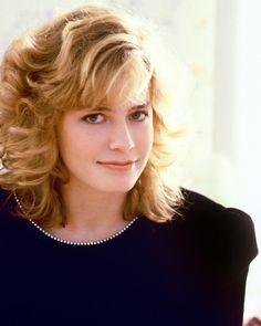 "Elizabeth Shue starred in the movie, ""Adventures in Babysitting."""
