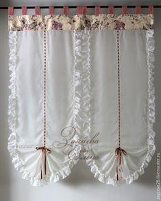 Cute Curtains, Country Curtains, Beautiful Curtains, Drapes Curtains, Rideaux Design, Room Partition Designs, Unique House Design, Diy Sofa, Curtain Designs