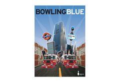 anuncio para Bowling Blue.