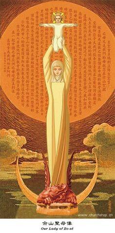 Maria, Estrela da Evangelização