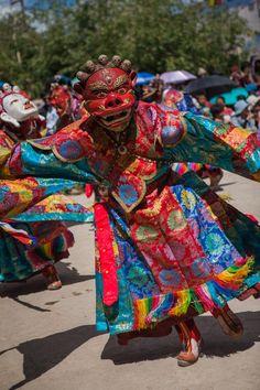 Sani festival, Zanskar, India