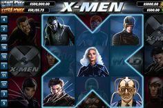 #XMen è un tema #slotmachine supereroe con 5 rulli e 25 linee di pagamento. La puntata minima per linea è soli € 0,01 e la puntata massima per linea è di £ 10. La puntata massima è di £ 250.