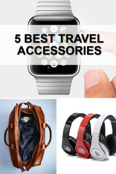 If you travel regularly you know that your accessories can make or break your journey. The modern man looks at travel companions as an excuse for tech overload. Which is fine. In fact, much of what makes travel exciting, minus the destination, is the journey. Pave that path with the right travel accessories and all aspects of your summer travel will be unforgettably great Read on as eBay shares the five best travel accessories that you need to get before your next trip!