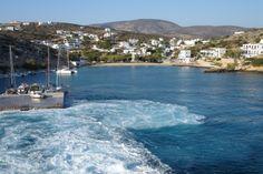 Iraklia Port #south_aegean