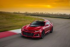 Lighter, faster and more sophisticated, the 2016 Chevrolet Camaro SS (I give it four out of four stars) breaks out of the pony car corral to outrun Thoroug Dodge Challenger Hellcat, Dodge Viper, Chevrolet Camaro Zl1 2017, 2018 Camaro Zl1, Camaro Iroc, Red Camaro, Camaro Car, Maserati, Bugatti