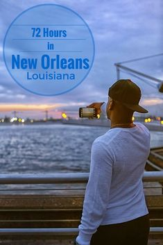 Our 72 hours in Nawlins - complete with guide to food and beer and everything you need to have a perfect weekend trip to New Orleans, Louisiana. New Orleans Vacation, New Orleans Travel, Oh The Places You'll Go, Places To Travel, Travel Usa, Travel Tips, Travel Hacks, Santorini, Mardi Gras
