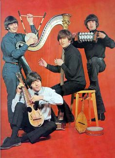 The Beatles - Fotos Raras (1964 - 1967) - Taringa!