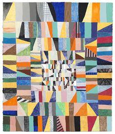 Untitled. matt phillips painting. quilt inspiration