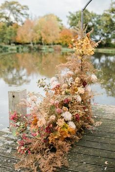 Winter Wedding Flowers, Fall Flowers, Autumn Wedding, Floral Wedding, Wedding Bouquets, Boho Wedding, Garden Wedding, Dried Flowers, Rustic Wedding