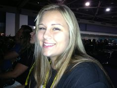Breanna Shick of Lawrenceville, IL on June 20, 2013, at the National Beta Convention in Mobile, AL