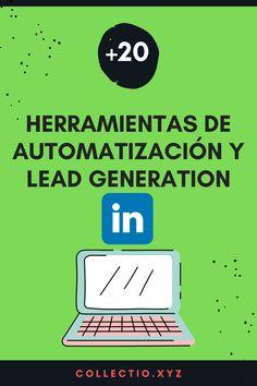 [𝖨𝖽𝖾𝖺𝗅𝖾𝗌 𝗉𝖺𝗋𝖺 𝗅𝖺𝗌 𝖾𝗌𝗍𝗋𝖺𝗍𝖾𝗀𝗂𝖺𝗌 𝖾𝗇 𝖫𝗂𝗇𝗄𝖾𝖽𝗂𝗇, 𝖳𝗐𝗂𝗍𝗍𝖾𝗋, 𝖤𝗆𝖺𝗂𝗅 𝖬𝖺𝗋𝗄𝖾𝗍𝗂𝗇𝗀, 𝖾𝗍𝖼...] 💯 Hay innumerables herramientas de automatización de tareas, ideales para ayudar a crear una red de contactos o seguidores en redes sociales, mandar mensajes, crear y personalizar campañas, monitorizar y analizar y, en definitiva, generar leads. Al final, son herramientas para iniciar los procesos de venta. Lead Generation, Marketing, Activities, Twitter, Socialism, Sales Process, Social Networks, Tools, Messages