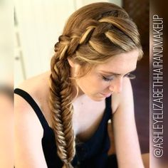 A sampling of my work from this weekend | #promseason rolls right into #bridalseason  Hair by #ashleyelizabethhairandmakeup �� �� �� @saloncentric @ghdhair @ghd_northamerica @cosmoprofbeauty #pmtsalumni  #promlife #prom2k17 #promhair #prom #promposal #prom2017 #licensedtocreate #ittakesapro #ghd #globalhairdays #bridalhair #bridesmaids #bridalshower #hairinspo #hairstyles #flowercrown #floralcrown #floral #flowerpower #bohochic #bohohair #rustic #rusticwedding #bumbleandbumble #beachwedding…
