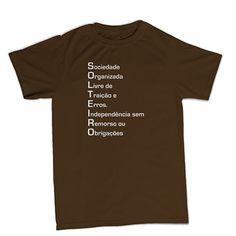 T-shirt Solteiro BTH0026 **beezarre**