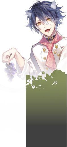 キャラクター 【黒吉原メランコリア】公式サイト