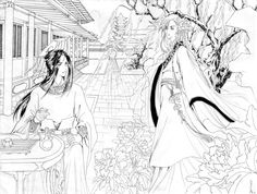 King and the flowers by HuyetPhung.deviantart.com on @deviantART