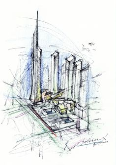 Ground Zero Master Plan / Studio Daniel Libeskind