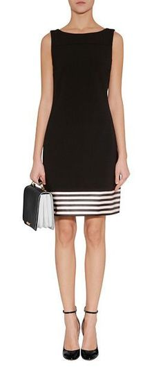 de imagen para como alargar un vestido corto Trendy Dresses, Casual Dresses, Casual Outfits, Dresses For Work, Dress Outfits, Fashion Outfits, Womens Fashion, Luxury Fashion, Look Office