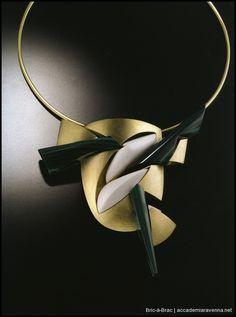 "Necklace | Alberto Zorzi.  ""Opera aperta"" 2007"