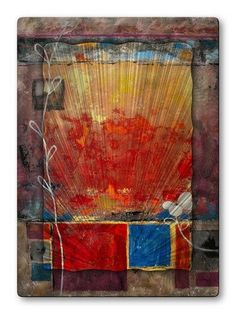On A Clear Day Metal Wall Art Hanging