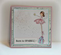 Sprinkle and Sparkle: Wendy Burns