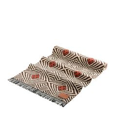 Matta Kaleido design av Bernadotte & Kylberg, 70x200 cm, rost
