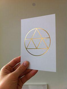 SNUG.GOLDEN RATIO 3 postcards