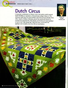 Quilters Newsletter 12-2008 - Michael Self - Picasa Webalbums