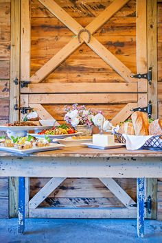 Rustic Local Dinner Party