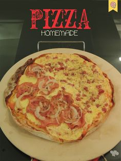 Homemade Perfect PIZZA