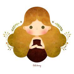 Hazel  --  www.lulibunny.com