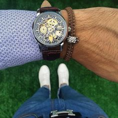 Keeping it on time and on point with Da Vinci – Gents Timepieces