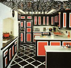 sixties kitchen - Google zoeken