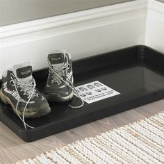 Muddy Boot Tray - Dirt Trapper - Out of Eden Boot Tray, Reception, Boots, Crotch Boots, Shoe Boot, Receptions