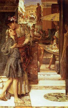 Sir Lawrence Alma-Tadema: 175+ Classical Masterpieces
