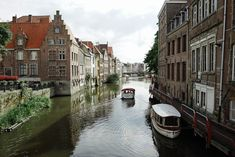 A Quick Guide to Gent, Belgium
