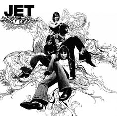 Jet - Get Born (180g Audiophile Silver Vinyl Numbered)