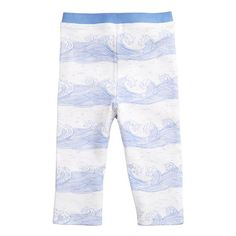 Baby Leggings - Rolling Tides – Baby Luno