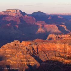 Grand Canyon National Park - Arizona - USA Grand Canyon National Park, National Parks, Landscape Paintings, Landscapes, Arizona Usa, Nevada, Places To Travel, Utah, California
