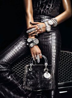 Seriously awesome crocodile leather pants.  Faux crocodile fabric: http://www.mjtrends.com/categories-Snakeskin,Fabric